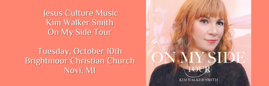 Kim Walker Smith & Jesus Culture